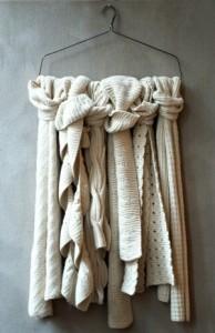 hold scarves